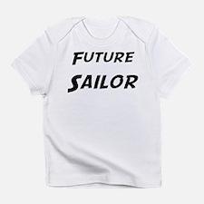 Future Sailor Creeper Infant T-Shirt