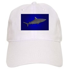 Shark Side View Baseball Cap