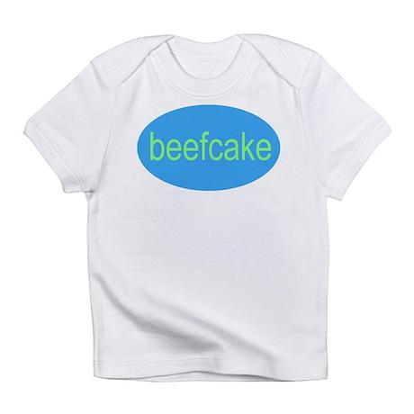 beefcake baby chubby Creeper Infant T-Shirt