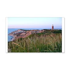 Lighthouse Sunset 20x12 Wall Peel