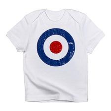 Cute Vintage uk Infant T-Shirt