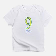 9 months Creeper Infant T-Shirt