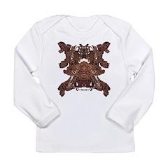 Golden Mask Long Sleeve Infant T-Shirt