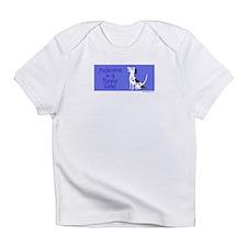 Poopie Head Creeper Infant T-Shirt