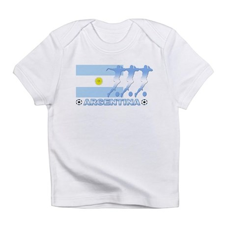 Argentina World Cup Soccer 2006 Creeper Infant T-S
