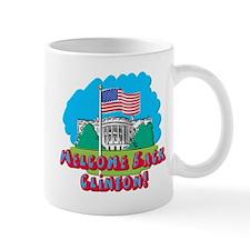 Welcome Back Clinton Mug