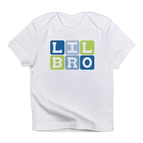 Lil Bro Creeper Infant T-Shirt
