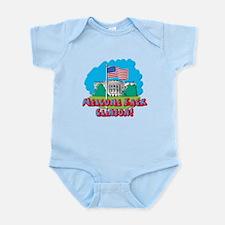 Welcome Back Clinton Infant Bodysuit