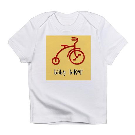 Baby Biker Creeper Infant T-Shirt