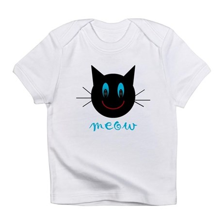 Cat's Meow Creeper Infant T-Shirt