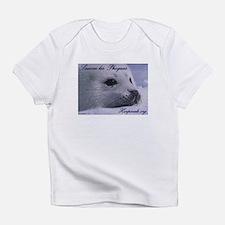 Sauvez les phoques Creeper Infant T-Shirt
