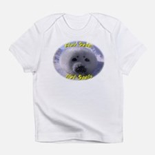 Club Soda, not Seals Creeper Infant T-Shirt