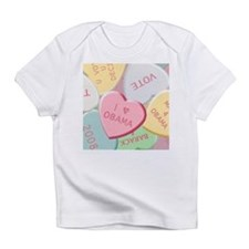 Sweet Obama Valentine Infant T-Shirt