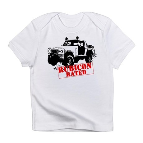 Rubicon Commando Creeper Infant T-Shirt