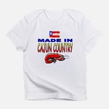 Mad ein Cajun Country! Infant T-Shirt