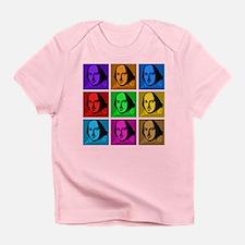 Pop Art Shakespeare Infant T-Shirt