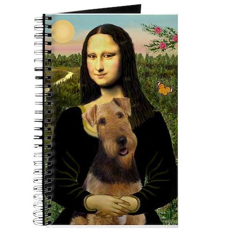 Mona Lisa & Airedale Journal