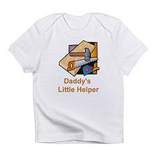 Daddy's Little Helper (Carpenter) Creeper Infant T