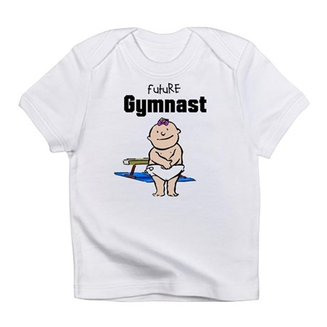 Future Gymnast B Beam Infant T-Shirt