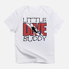 Little Dive Buddy Infant T-Shirt