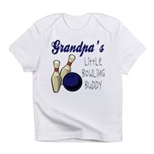 Grandpa's Bowling Buddy Infant T-Shirt