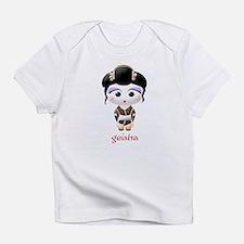 Geisha Cutie Patootie Infant T-Shirt