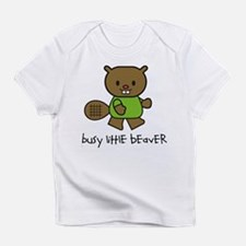 Busy Little Beaver Infant T-Shirt
