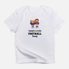 Daddy's Football Buddies Infant T-Shirt