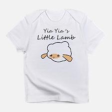 Yia Yia's Little Lamb Infant T-Shirt