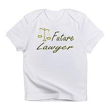 Future Lawyer Creeper Infant T-Shirt