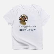 Spider Monkey Infant T-Shirt