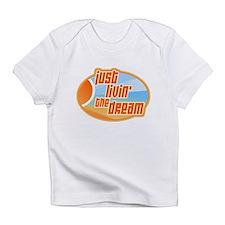Livin' the Dream 3 Infant T-Shirt