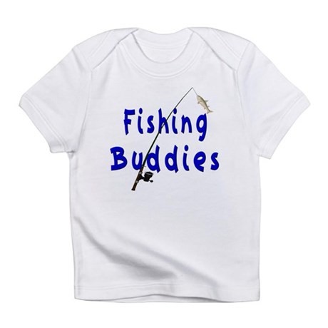 Fishing Buddies Infant T-Shirt