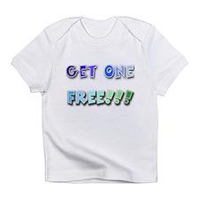 Get One Free Creeper Infant T-Shirt