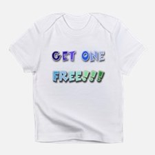 Get One Free Creeper Infant T-Shirt