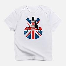 Britpop Guitar Infant T-Shirt