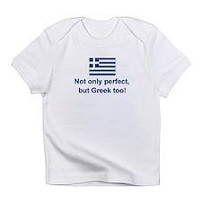 Perfect Greek Infant T-Shirt