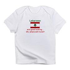 Good Looking Lebanese Infant T-Shirt