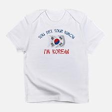 Korean Kimchi Infant T-Shirt