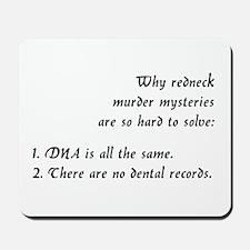 Murder Mystery Mousepad