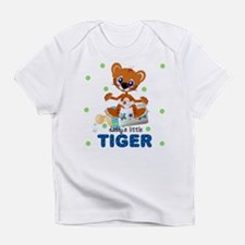 Daddy's Little Tiger Baby Infant T-Shirt