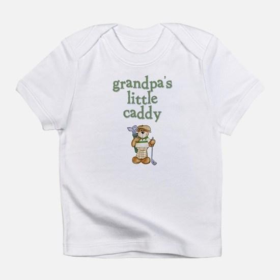 Grandpa's Little Caddy Creeper Infant T-Shirt