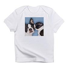 French Bulldog Secret Creeper Infant T-Shirt