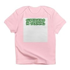 White, Green, Black Creeper Infant T-Shirt
