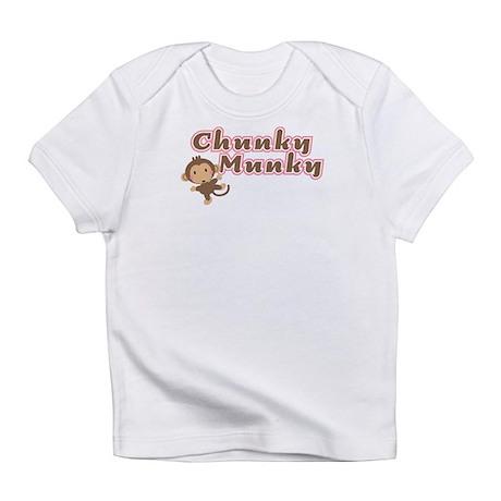Chunky Munky Creeper Infant T-Shirt