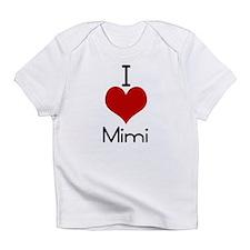 i love mimi Creeper Infant T-Shirt