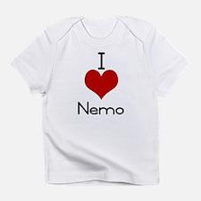 i love nemo Creeper Infant T-Shirt