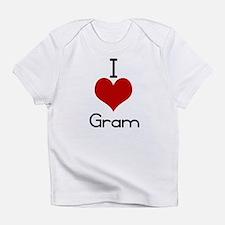 i love gram Creeper Infant T-Shirt