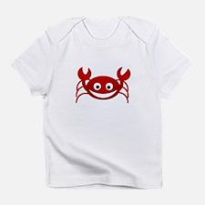 crabby crab Infant T-Shirt