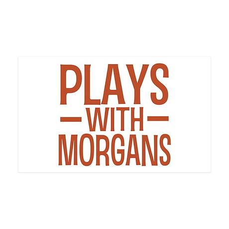 PLAYS Morgans 35x21 Wall Peel